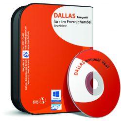 Dallas-kompakt für den Energiehandel